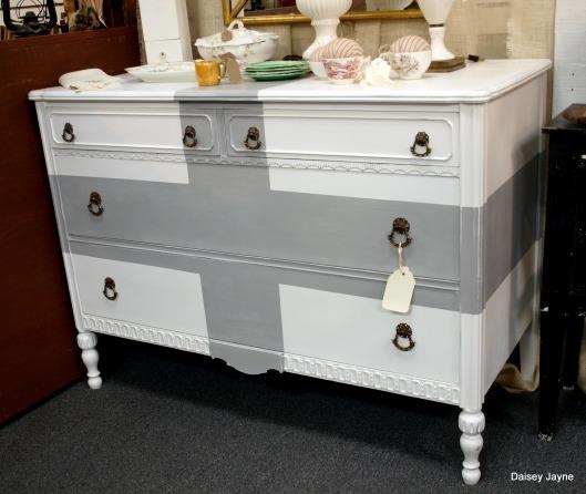 finished dresser at Vintage Glory